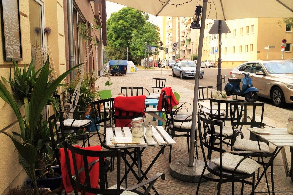 Cafes and Bars in berlin 2